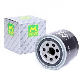 6 Hatchback (GH) MULLER FILTER Oil filter FO96