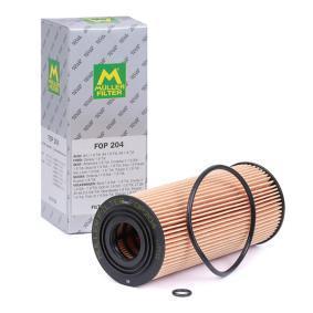 Ölfilter MULLER FILTER Art.No - FOP204 OEM: 074115562 für VW, AUDI, FORD, SKODA, SEAT kaufen