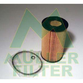 Filtro de aceite MULLER FILTER (FOP215) para OPEL ASTRA precios