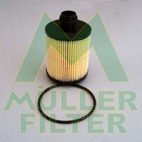 MULLER FILTER FIAT BRAVA Brazo de limpiaparabrisas (FOP241)