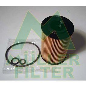 MULLER FILTER Motorölfilter (FOP286)