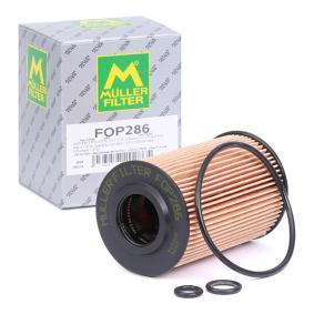 Oil Filter MULLER FILTER Art.No - FOP286 OEM: 03L115466 for VW, AUDI, SKODA, SEAT, WIESMANN buy
