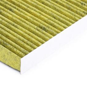 MANN-FILTER Filtro aire habitáculo FP 2358