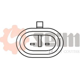 Interruttore luce di retromarcia FR34 SEIM