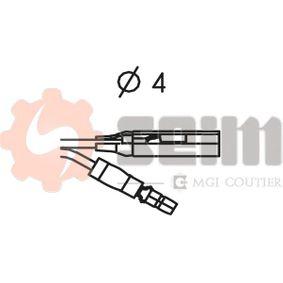 Включвател, светлини за движение на заден ход FR62 SEIM