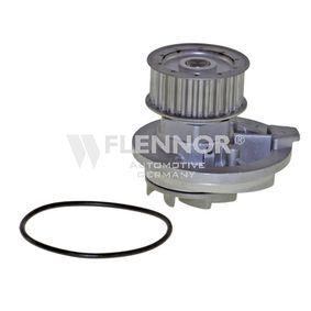 Wasserpumpe FLENNOR Art.No - FWP70044 OEM: 90443549 für OPEL, CHEVROLET, DAEWOO, VAUXHALL, BEDFORD kaufen