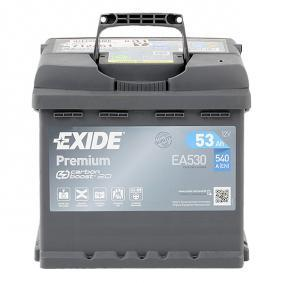 TOURAN (1T1, 1T2) EXIDE Akku EA530