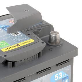EXIDE VW TOURAN Batterie (EA530)