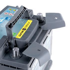 EXIDE SKODA OCTAVIA Baterie (EA640)