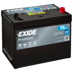 EXIDE Starterbatterie 1060816 für FORD bestellen