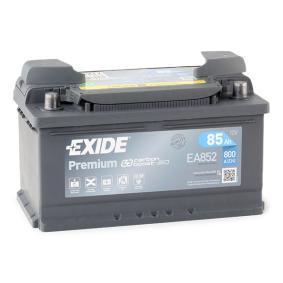 EXIDE BMW 3er Batterie (EA852)