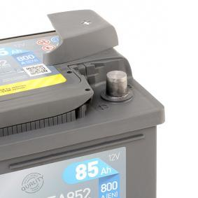 EXIDE Starterbatterie EA852