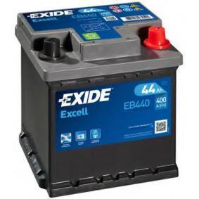 EXIDE Starterbatterie 51778210 für FIAT, ALFA ROMEO, LANCIA, ABARTH, FSO bestellen