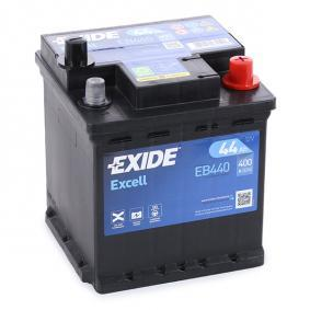 51778210 für FIAT, ALFA ROMEO, LANCIA, ABARTH, FSO, Starterbatterie EXIDE (EB440) Online-Shop