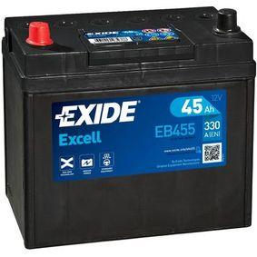 EXIDE Starterbatterie 31500SCAE011M1 für HONDA bestellen