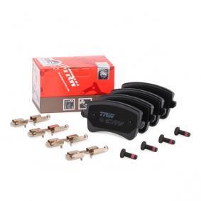 8K0698451 für VW, AUDI, SKODA, SEAT, Bremsbelagsatz, Scheibenbremse TRW (GDB2107) Online-Shop