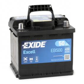 EXIDE Batterie (EB500)