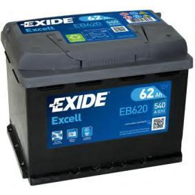 EXIDE Akumulátor EB620