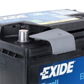 EXIDE Startovací baterie (EB620)