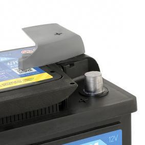 EXIDE FORD MONDEO Batterie (EB712)