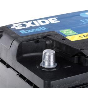 EXIDE Batterie (EB740)