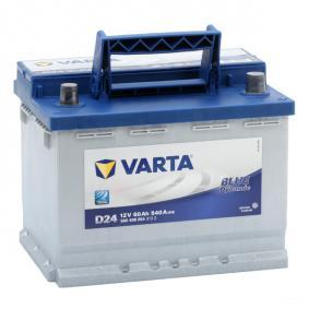 VARTA Startovací baterie (5604080543132)