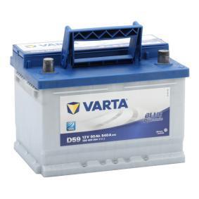 VARTA Starterbatterie (5604090543132) niedriger Preis