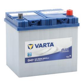 VARTA Starterbatterie 5604100543132