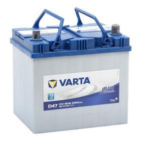VARTA Starterbatterie (5604100543132) niedriger Preis