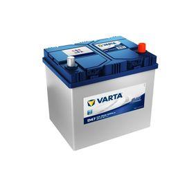 VARTA SUBARU IMPREZA Batterie (5604100543132)
