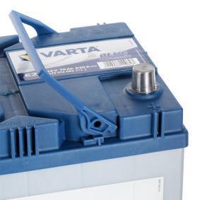 VARTA 5704120633132 Starterbatterie OEM - 1060816 FORD, GEO günstig