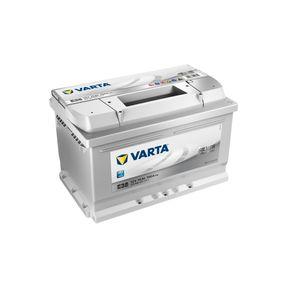 VARTA Starterbatterie (5744020753162) niedriger Preis