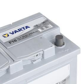 VARTA 5852000803162 Starterbatterie OEM - 3B0915105 SKODA, VW, VAG günstig