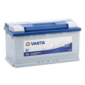 VARTA Starterbatterie 5954020803132
