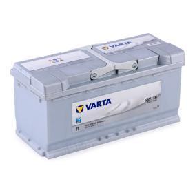 71770280 für FIAT, ALFA ROMEO, LANCIA, Starterbatterie VARTA (6104020923162) Online-Shop