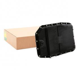 Oil Pan, automatic transmission MANN-FILTER Art.No - H 50 002 OEM: 24152333903 for BMW, MERCEDES-BENZ, ROLLS-ROYCE buy