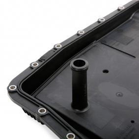 MANN-FILTER Oil Pan, automatic transmission (H 50 002) at low price