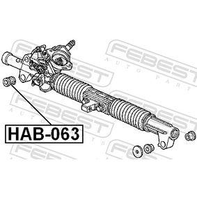 Закрепване на кормилното управление HAB-063 FEBEST