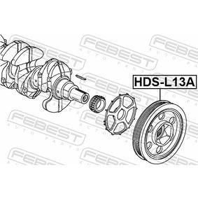 Ремъчна шайба HDS-L13A FEBEST
