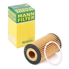 650173 für OPEL, GMC, VAUXHALL, PLYMOUTH, Ölfilter MANN-FILTER (HU 6018 z) Online-Shop
