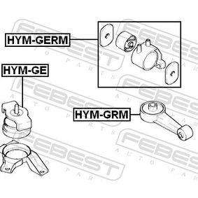 Silentblock de motor HYM-GERM FEBEST