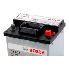 BOSCH Starterbatterie (0 092 S30 020) niedriger Preis