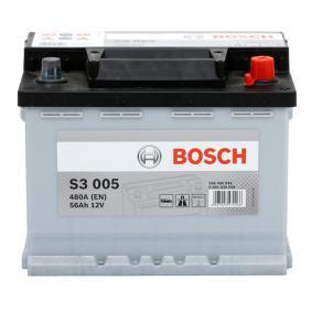 4515410102 für VW, MERCEDES-BENZ, SKODA, SMART, CHEVROLET, Starterbatterie BOSCH (0 092 S30 050) Online-Shop