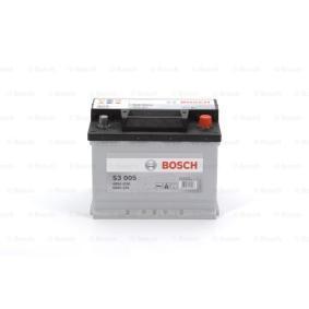 BOSCH 0 092 S30 050 Starterbatterie OEM - 4515410102 MERCEDES-BENZ, SKODA, VW, CHEVROLET, BENTLEY, SMART günstig