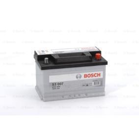 BOSCH Starterbatterie 71751136 für FIAT, ALFA ROMEO, LANCIA bestellen
