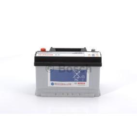 71751136 für FIAT, ALFA ROMEO, LANCIA, Starterbatterie BOSCH (0 092 S30 070) Online-Shop