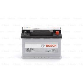 BOSCH Starterbatterie 0 092 S30 080