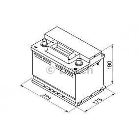 Batterie BOSCH (0 092 S30 080) für VW TOURAN Preise