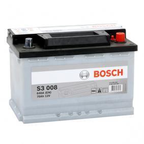Batterie (0 092 S30 080) hertseller BOSCH für VW TOURAN (1T1, 1T2) ab Baujahr 12.2005, 170 PS Online-Shop