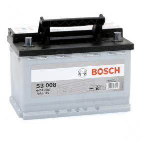 Beliebte Autobatterie BOSCH 0 092 S30 080 für VW TOURAN 2.0 TDI 170 PS